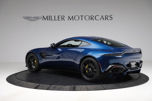 New 2021 Aston Martin Vantage Coupe for sale $179,386 at Pagani of Greenwich in Greenwich CT 06830 3