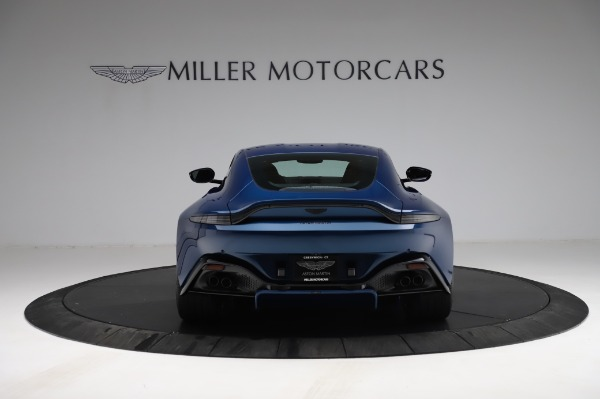 New 2021 Aston Martin Vantage Coupe for sale $179,386 at Pagani of Greenwich in Greenwich CT 06830 5