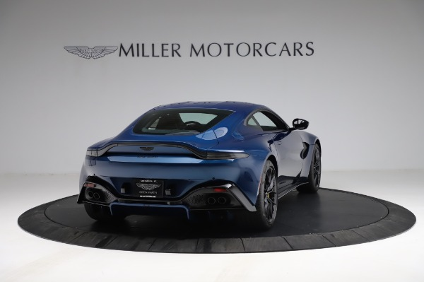 New 2021 Aston Martin Vantage Coupe for sale $179,386 at Pagani of Greenwich in Greenwich CT 06830 6