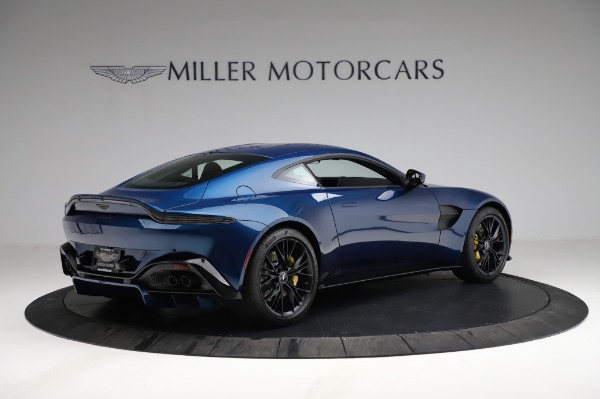 New 2021 Aston Martin Vantage Coupe for sale $179,386 at Pagani of Greenwich in Greenwich CT 06830 7