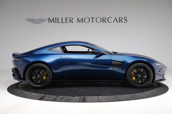 New 2021 Aston Martin Vantage Coupe for sale $179,386 at Pagani of Greenwich in Greenwich CT 06830 8