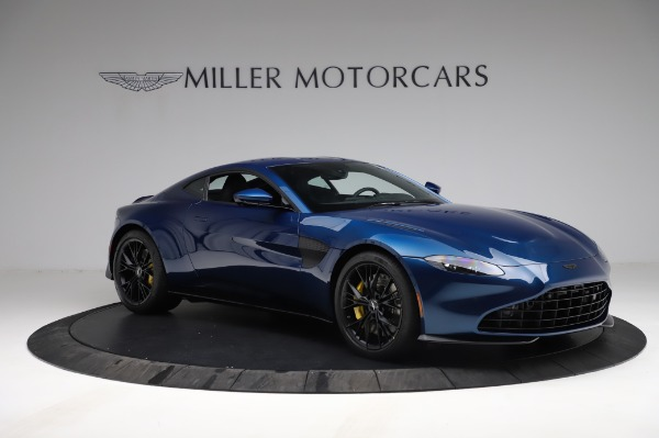 New 2021 Aston Martin Vantage Coupe for sale $179,386 at Pagani of Greenwich in Greenwich CT 06830 9