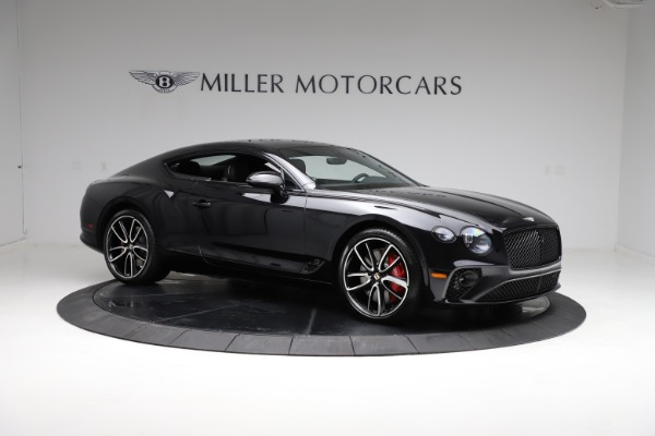 New 2020 Bentley Continental GT W12 for sale $290,305 at Pagani of Greenwich in Greenwich CT 06830 10