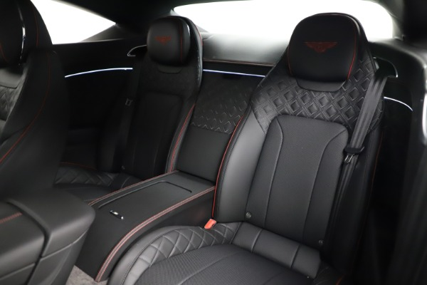 New 2020 Bentley Continental GT W12 for sale $290,305 at Pagani of Greenwich in Greenwich CT 06830 21