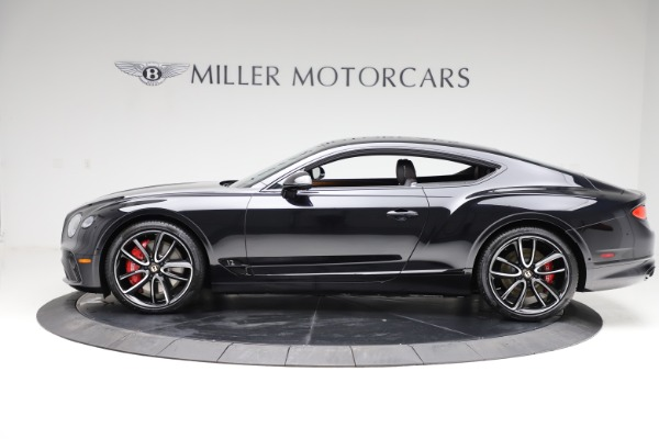 New 2020 Bentley Continental GT W12 for sale $290,305 at Pagani of Greenwich in Greenwich CT 06830 3