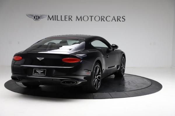 New 2020 Bentley Continental GT W12 for sale $290,305 at Pagani of Greenwich in Greenwich CT 06830 7