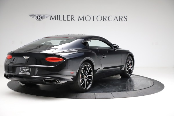 New 2020 Bentley Continental GT W12 for sale $290,305 at Pagani of Greenwich in Greenwich CT 06830 8