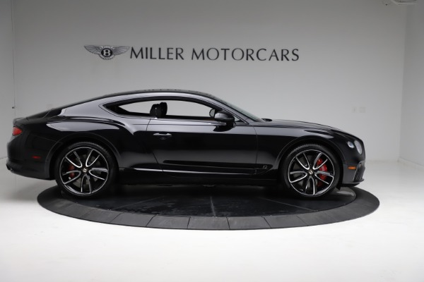 New 2020 Bentley Continental GT W12 for sale $290,305 at Pagani of Greenwich in Greenwich CT 06830 9