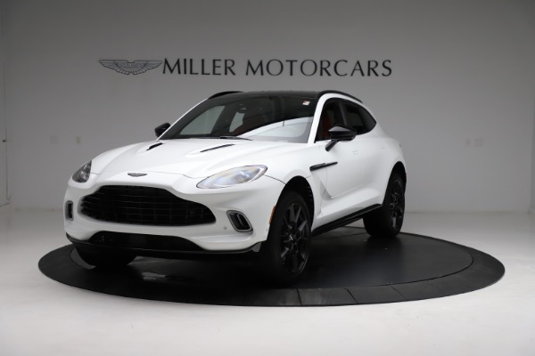 New 2021 Aston Martin DBX for sale $210,386 at Pagani of Greenwich in Greenwich CT 06830 13