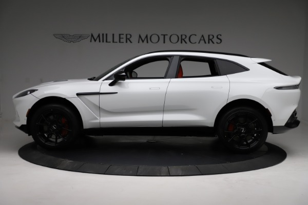 New 2021 Aston Martin DBX for sale $210,386 at Pagani of Greenwich in Greenwich CT 06830 2