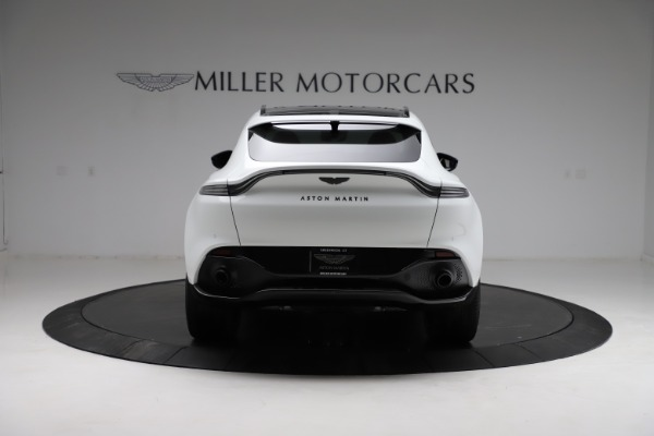 New 2021 Aston Martin DBX for sale $210,386 at Pagani of Greenwich in Greenwich CT 06830 5