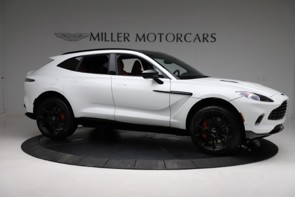 New 2021 Aston Martin DBX for sale $210,386 at Pagani of Greenwich in Greenwich CT 06830 9