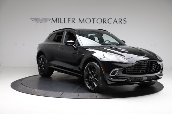 New 2021 Aston Martin DBX for sale $206,286 at Pagani of Greenwich in Greenwich CT 06830 10
