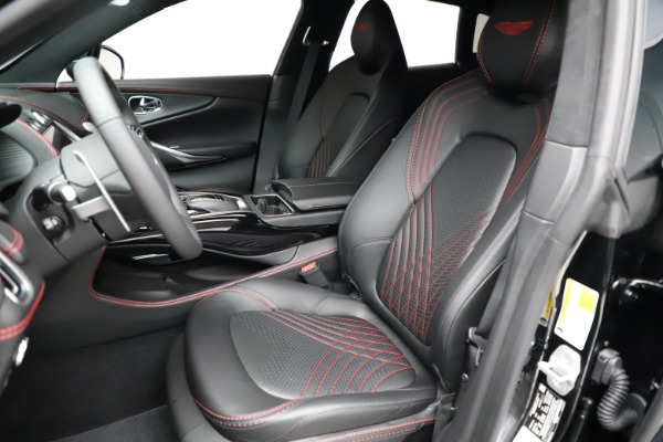 New 2021 Aston Martin DBX for sale $206,286 at Pagani of Greenwich in Greenwich CT 06830 15