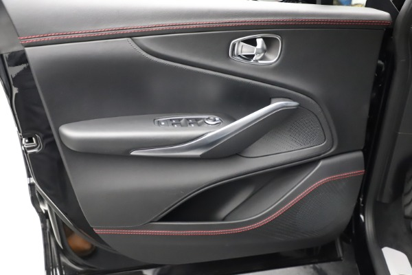 New 2021 Aston Martin DBX for sale $206,286 at Pagani of Greenwich in Greenwich CT 06830 16