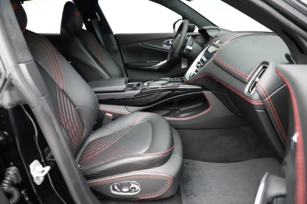 New 2021 Aston Martin DBX for sale $206,286 at Pagani of Greenwich in Greenwich CT 06830 20