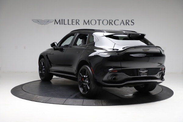 New 2021 Aston Martin DBX for sale $206,286 at Pagani of Greenwich in Greenwich CT 06830 4