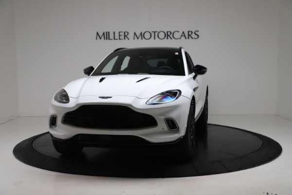 New 2021 Aston Martin DBX for sale $206,286 at Pagani of Greenwich in Greenwich CT 06830 11