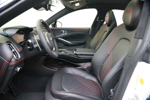 New 2021 Aston Martin DBX for sale $206,286 at Pagani of Greenwich in Greenwich CT 06830 12
