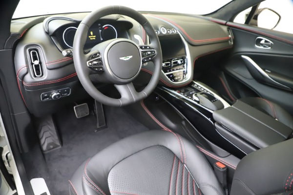 New 2021 Aston Martin DBX for sale $206,286 at Pagani of Greenwich in Greenwich CT 06830 13