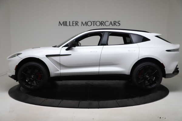 New 2021 Aston Martin DBX for sale $206,286 at Pagani of Greenwich in Greenwich CT 06830 2