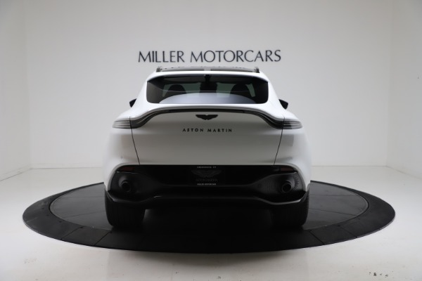 New 2021 Aston Martin DBX for sale $206,286 at Pagani of Greenwich in Greenwich CT 06830 5
