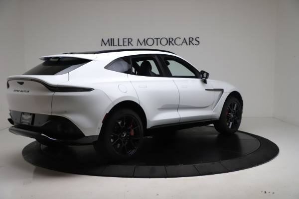 New 2021 Aston Martin DBX for sale $206,286 at Pagani of Greenwich in Greenwich CT 06830 6