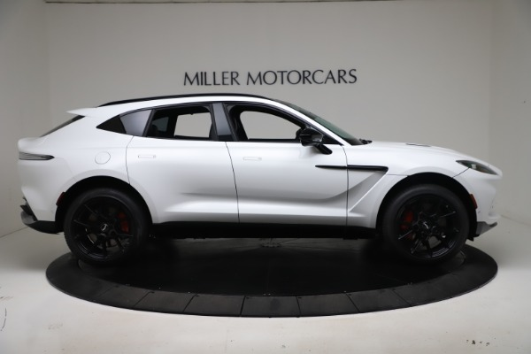 New 2021 Aston Martin DBX for sale $206,286 at Pagani of Greenwich in Greenwich CT 06830 7