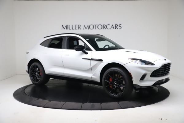 New 2021 Aston Martin DBX for sale $206,286 at Pagani of Greenwich in Greenwich CT 06830 8