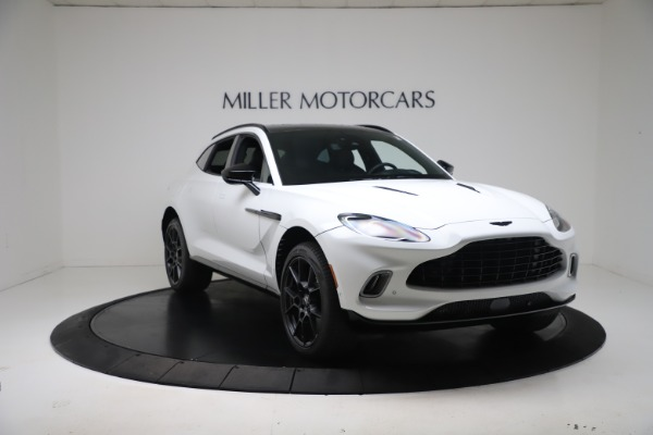 New 2021 Aston Martin DBX for sale $206,286 at Pagani of Greenwich in Greenwich CT 06830 9