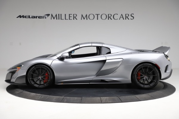 Used 2016 McLaren 675LT Spider for sale $275,900 at Pagani of Greenwich in Greenwich CT 06830 15