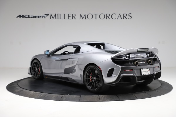 Used 2016 McLaren 675LT Spider for sale $275,900 at Pagani of Greenwich in Greenwich CT 06830 16