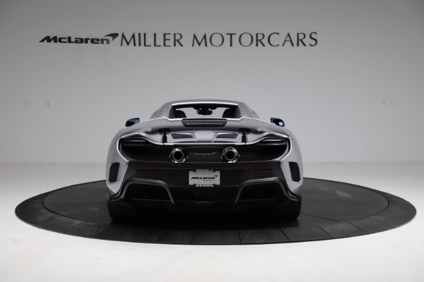 Used 2016 McLaren 675LT Spider for sale $275,900 at Pagani of Greenwich in Greenwich CT 06830 17