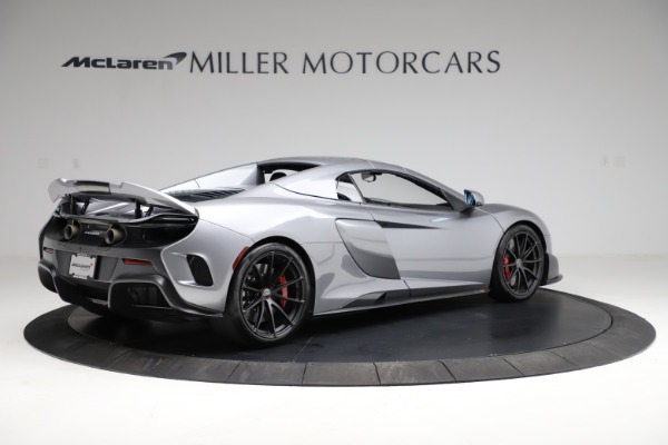 Used 2016 McLaren 675LT Spider for sale $275,900 at Pagani of Greenwich in Greenwich CT 06830 18