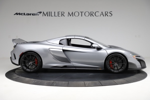 Used 2016 McLaren 675LT Spider for sale $275,900 at Pagani of Greenwich in Greenwich CT 06830 19