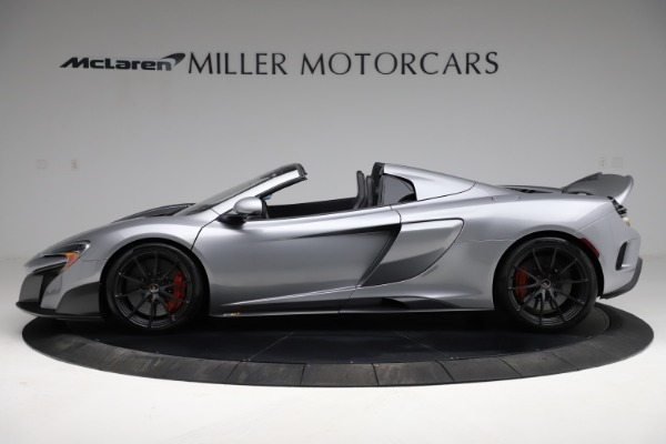 Used 2016 McLaren 675LT Spider for sale $275,900 at Pagani of Greenwich in Greenwich CT 06830 2