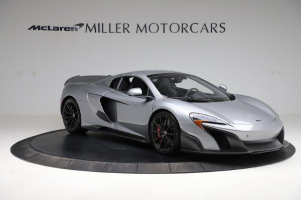 Used 2016 McLaren 675LT Spider for sale $275,900 at Pagani of Greenwich in Greenwich CT 06830 20
