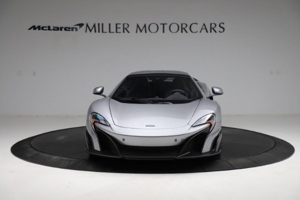 Used 2016 McLaren 675LT Spider for sale $275,900 at Pagani of Greenwich in Greenwich CT 06830 21