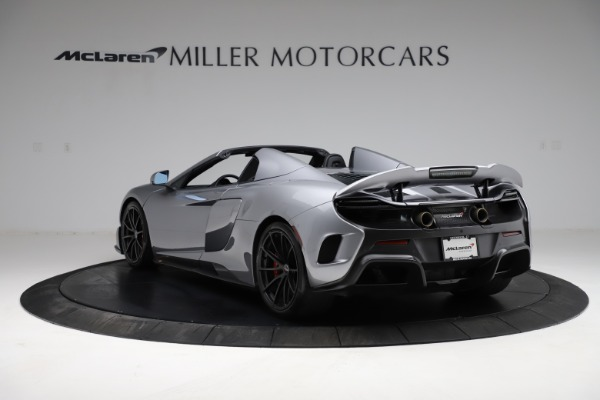 Used 2016 McLaren 675LT Spider for sale $275,900 at Pagani of Greenwich in Greenwich CT 06830 4