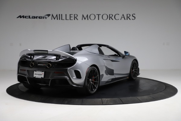 Used 2016 McLaren 675LT Spider for sale $275,900 at Pagani of Greenwich in Greenwich CT 06830 6
