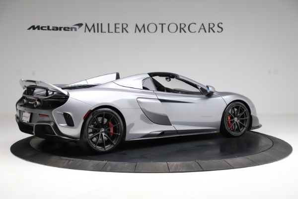 Used 2016 McLaren 675LT Spider for sale $275,900 at Pagani of Greenwich in Greenwich CT 06830 7