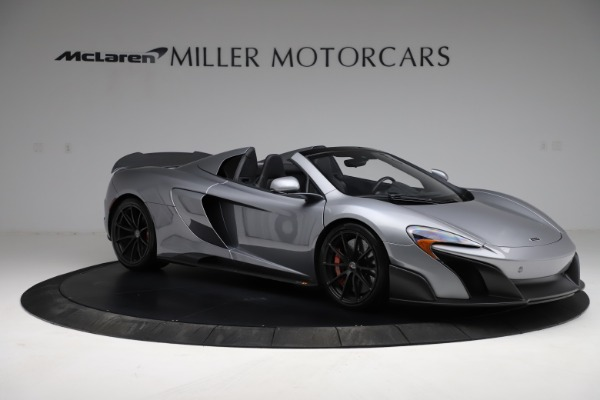 Used 2016 McLaren 675LT Spider for sale $275,900 at Pagani of Greenwich in Greenwich CT 06830 9