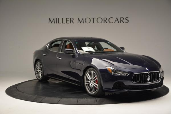New 2016 Maserati Ghibli S Q4 for sale Sold at Pagani of Greenwich in Greenwich CT 06830 11