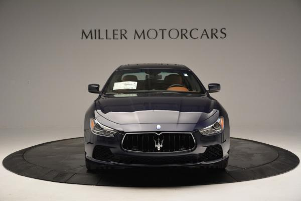 New 2016 Maserati Ghibli S Q4 for sale Sold at Pagani of Greenwich in Greenwich CT 06830 12
