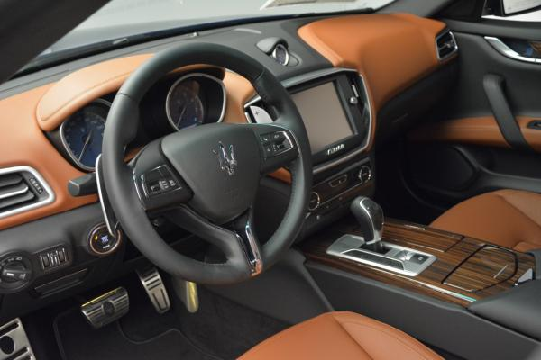 New 2016 Maserati Ghibli S Q4 for sale Sold at Pagani of Greenwich in Greenwich CT 06830 21