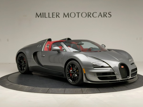 Used 2013 Bugatti Veyron 16.4 Grand Sport Vitesse for sale Call for price at Pagani of Greenwich in Greenwich CT 06830 11