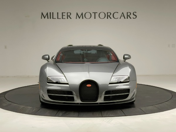 Used 2013 Bugatti Veyron 16.4 Grand Sport Vitesse for sale Call for price at Pagani of Greenwich in Greenwich CT 06830 12