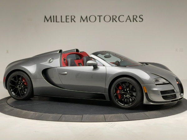 Used 2013 Bugatti Veyron 16.4 Grand Sport Vitesse for sale Call for price at Pagani of Greenwich in Greenwich CT 06830 13