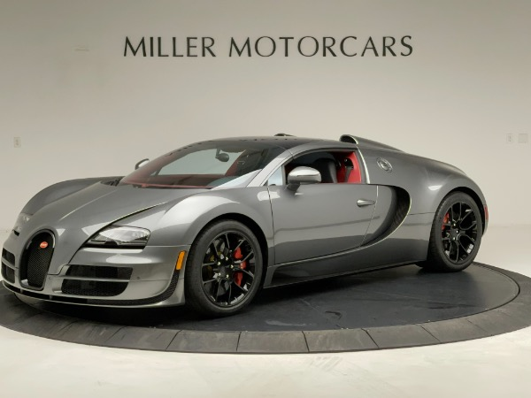 Used 2013 Bugatti Veyron 16.4 Grand Sport Vitesse for sale Call for price at Pagani of Greenwich in Greenwich CT 06830 14