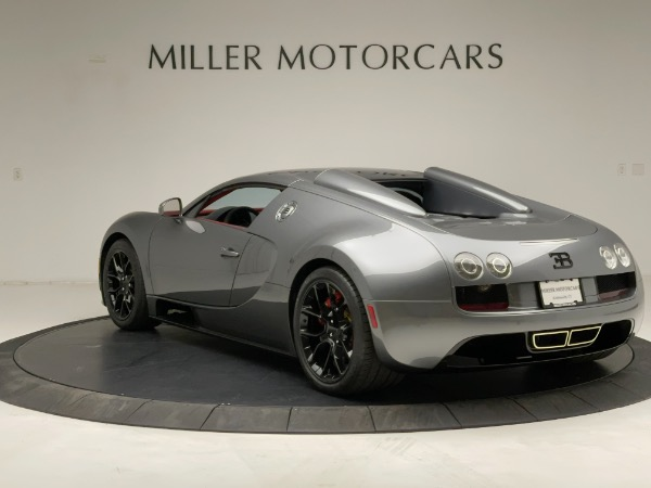 Used 2013 Bugatti Veyron 16.4 Grand Sport Vitesse for sale Call for price at Pagani of Greenwich in Greenwich CT 06830 15